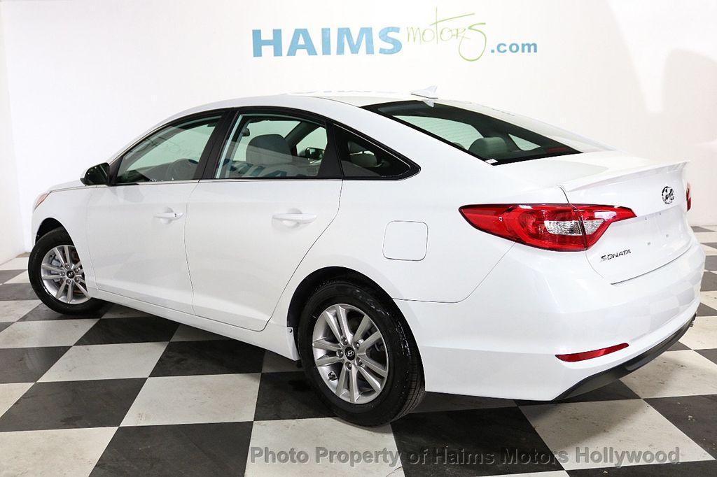 2017 Hyundai Sonata  - 18468410 - 4