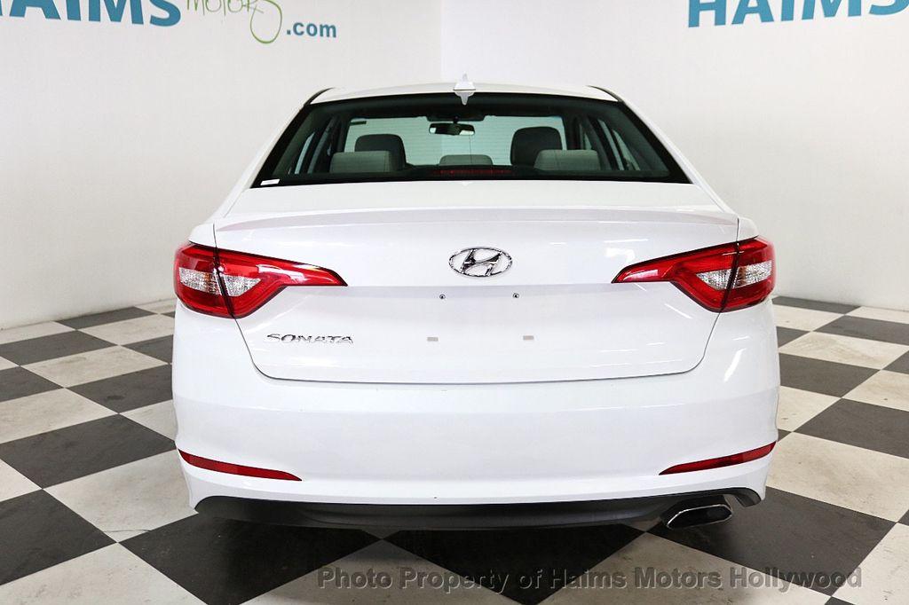 2017 Hyundai Sonata  - 18468410 - 5