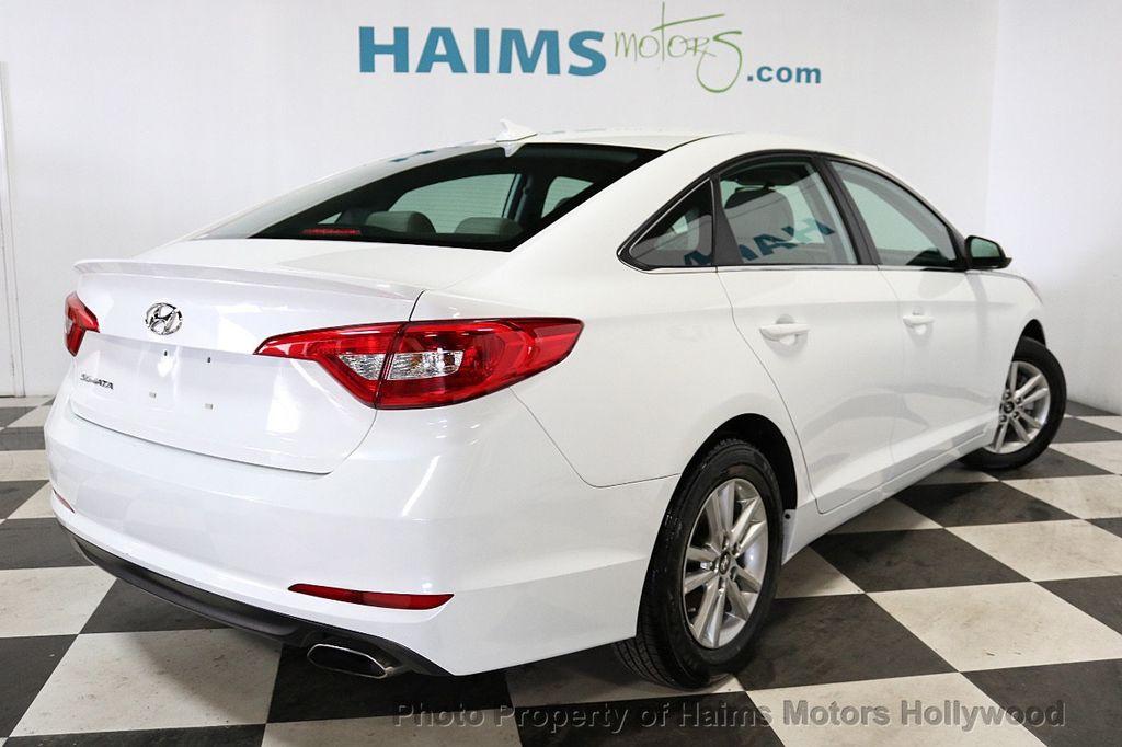 2017 Hyundai Sonata  - 18468410 - 6