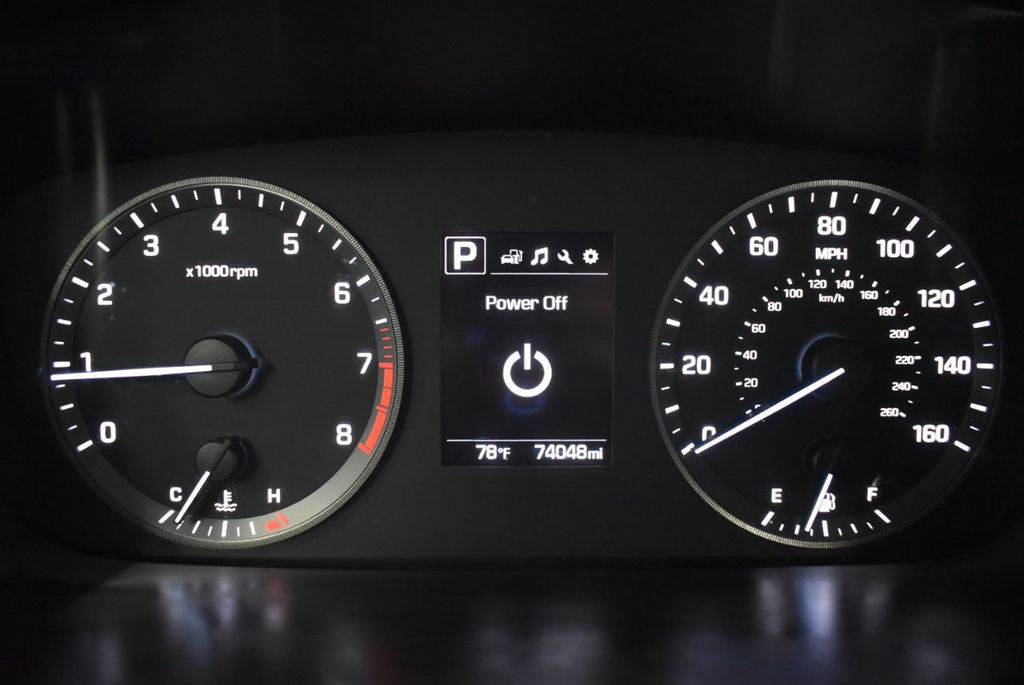 2017 Hyundai Sonata 2.4L - 18497654 - 14