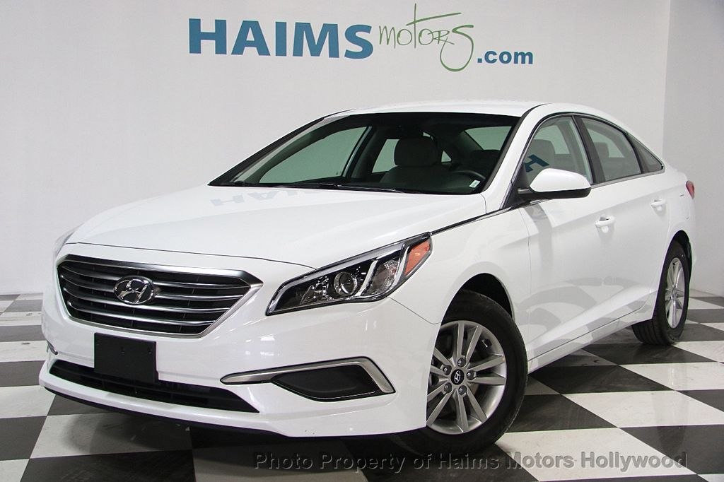 2017 used hyundai sonata 2 4l at haims motors serving fort lauderdale hollywood miami fl iid. Black Bedroom Furniture Sets. Home Design Ideas