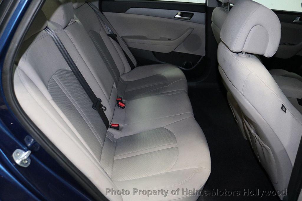 2017 Hyundai Sonata 2.4L - 18116869 - 13
