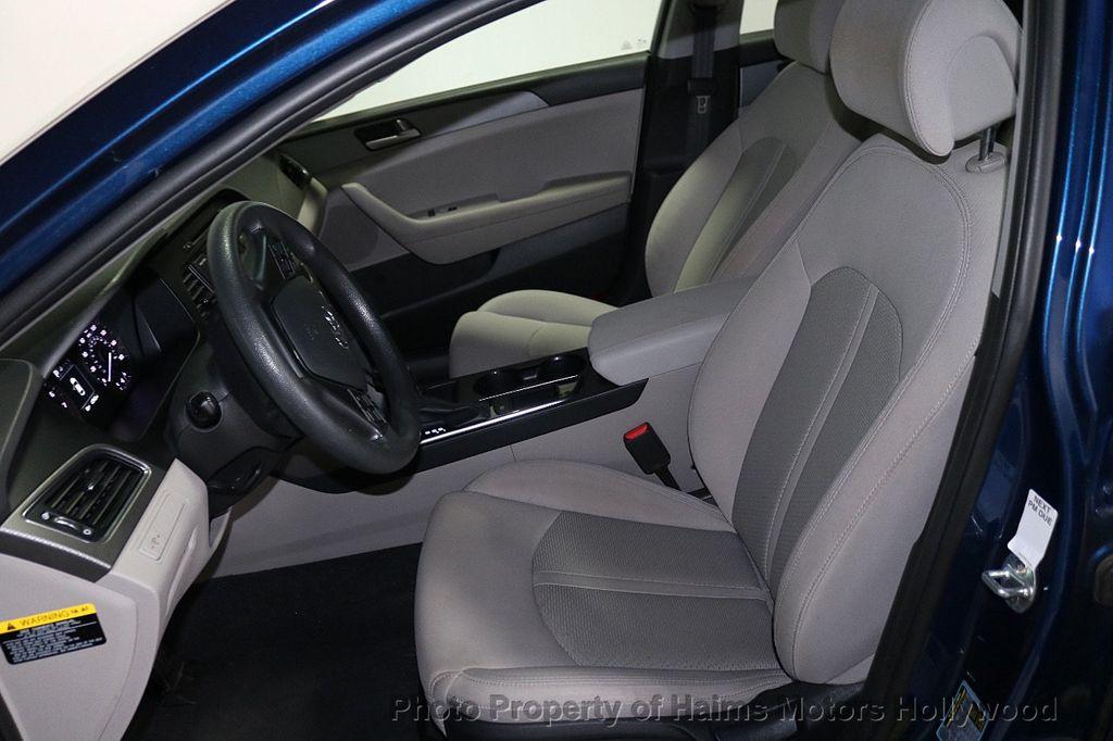2017 Hyundai Sonata 2.4L - 18116869 - 15