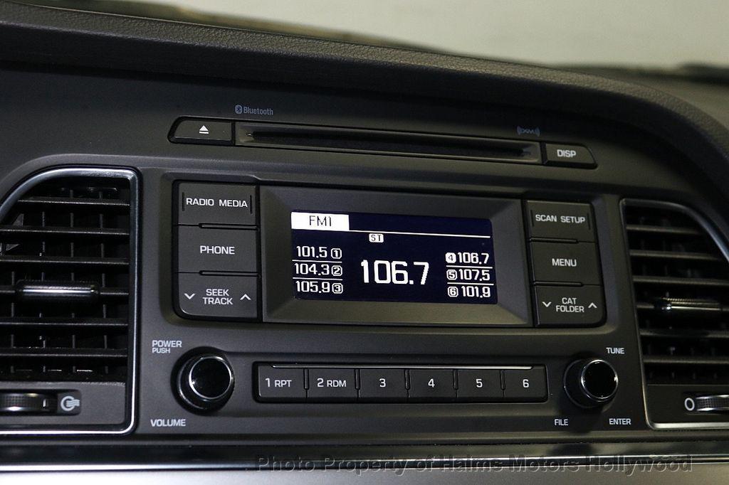 2017 Hyundai Sonata 2.4L - 18116869 - 18