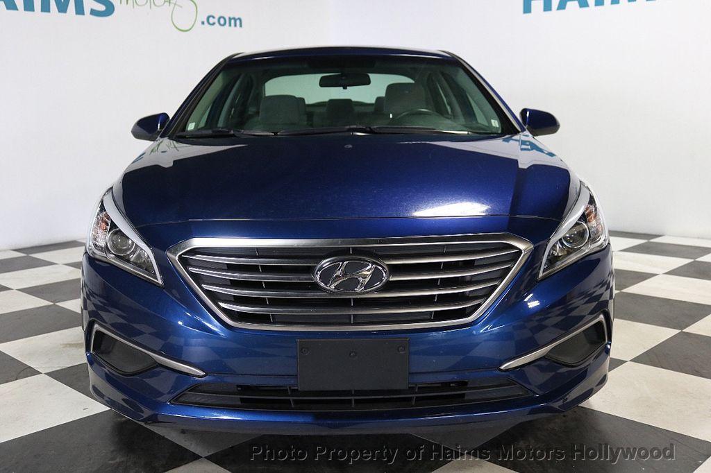 2017 Hyundai Sonata 2.4L - 18116869 - 2