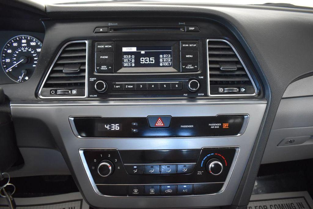 2017 Hyundai Sonata 2.4L - 18171089 - 20