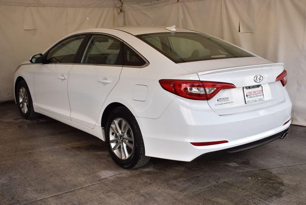 2017 Hyundai Sonata 2.4L - 18171089 - 5