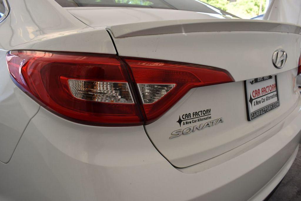 2017 Hyundai Sonata 2.4L - 18171089 - 6