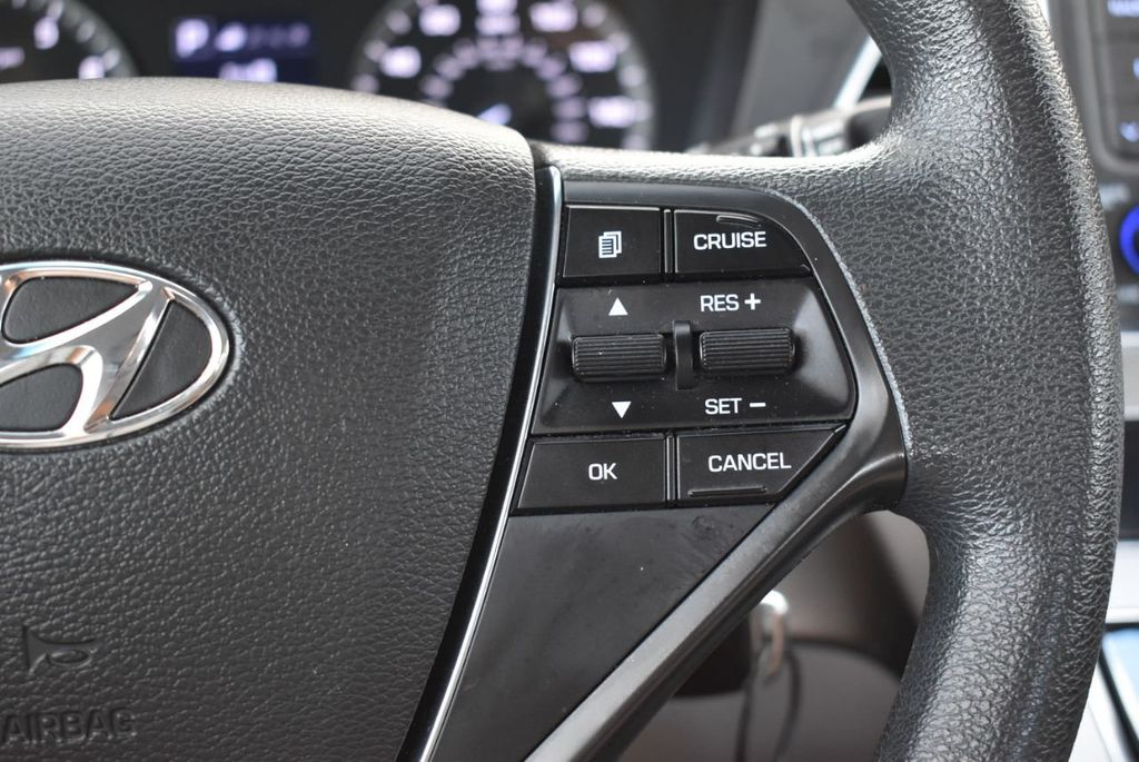 2017 Hyundai Sonata 2.4L - 18439610 - 18