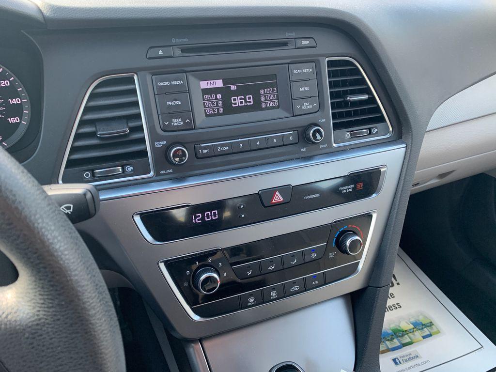 2017 Hyundai Sonata 2 4l 18743483 17