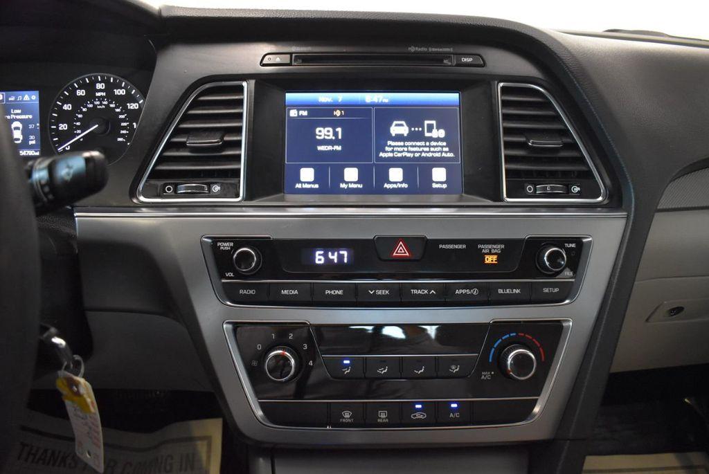 2017 Hyundai Sonata Limited 2.0T - 18211307 - 18