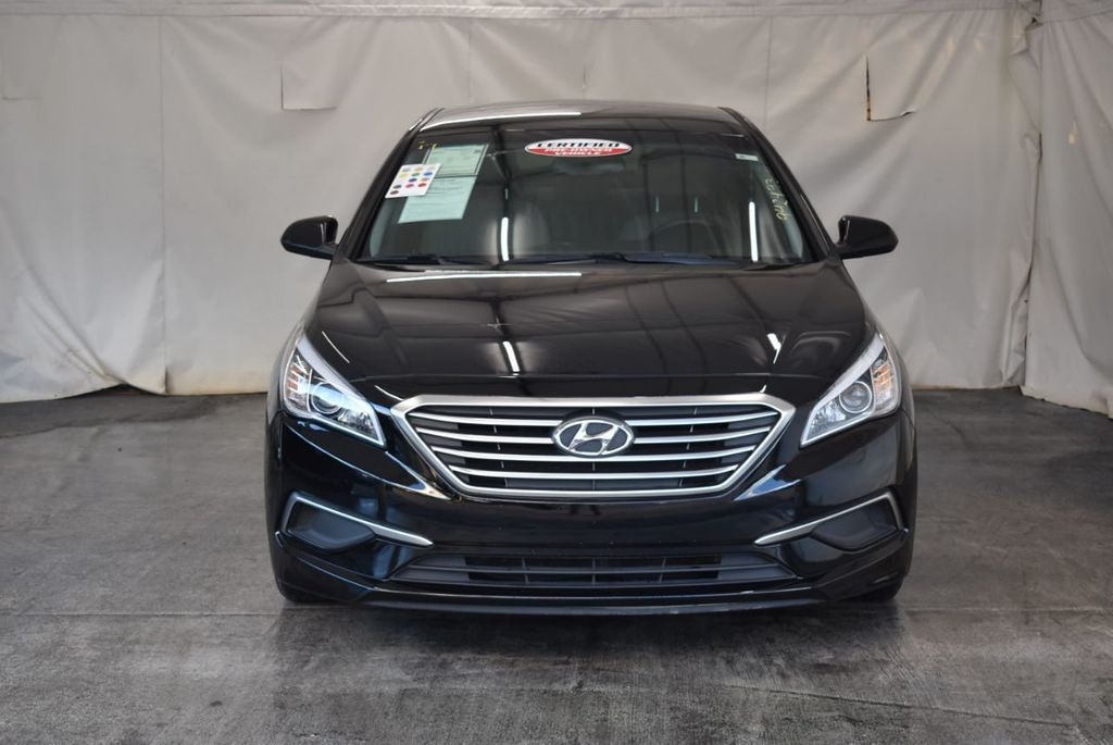 2017 Hyundai Sonata Limited 2.0T - 18211307 - 2