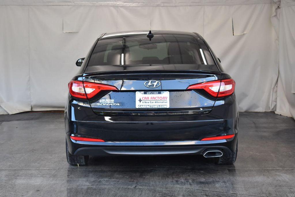 2017 Hyundai Sonata Limited 2.0T - 18211307 - 5