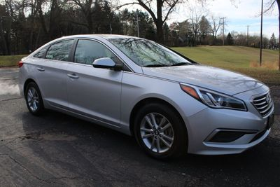 2017 Hyundai Sonata ONE OWNER  SEDAN