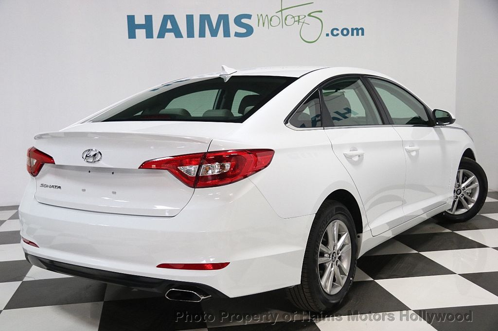 Used Hyundai Sonata >> 2017 Used Hyundai Sonata Se 2 4l At Haims Motors Serving Fort