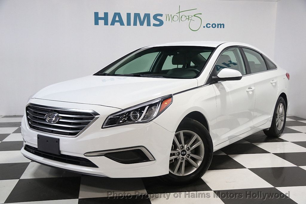 2017 Used Hyundai Sonata Se 2 4l At Haims Motors Serving