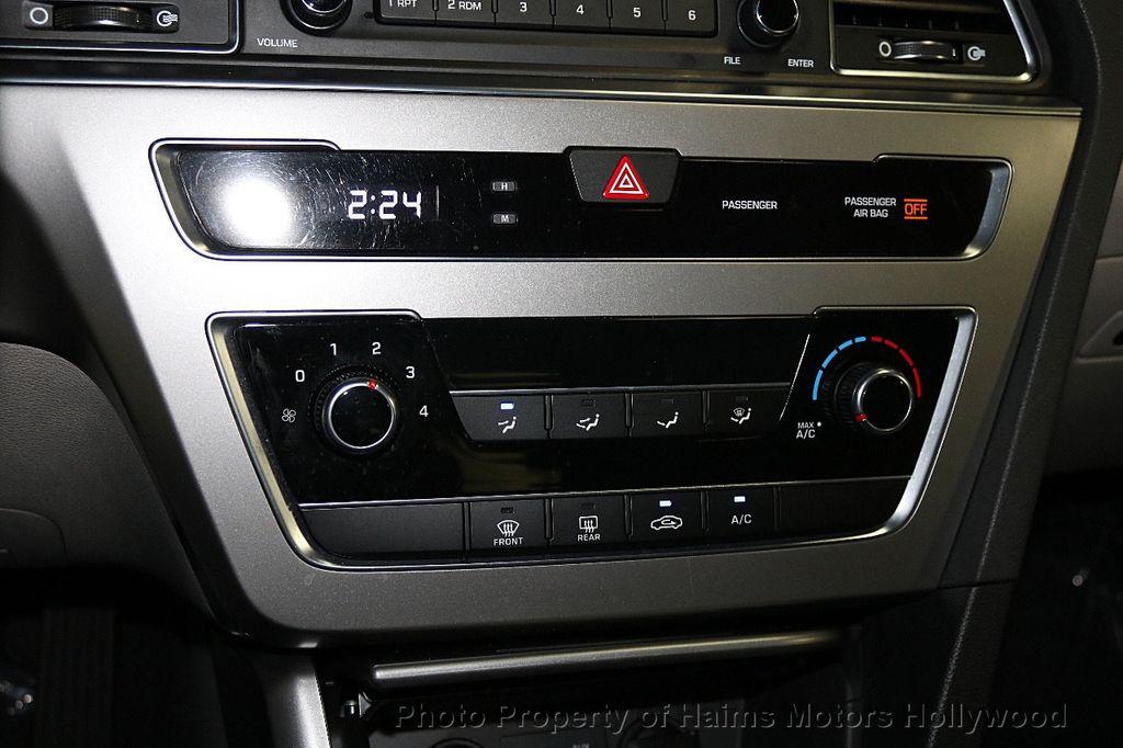 2017 Hyundai Sonata SE 2.4L - 17595324 - 20