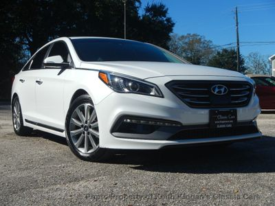 2017 Hyundai Sonata w/ULTIMATE PKG - Click to see full-size photo viewer