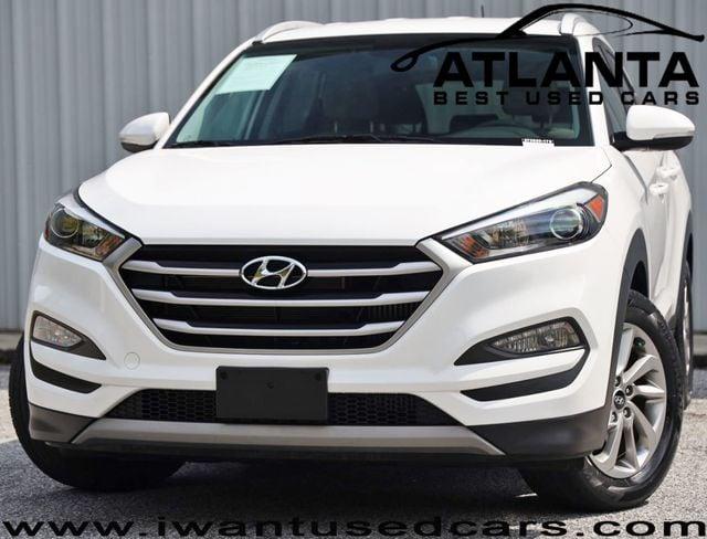 Used Cars Tucson >> 2017 Used Hyundai Tucson Eco Fwd At Atlanta Best Used Cars Serving Peachtree Corners Ga Iid 19207827