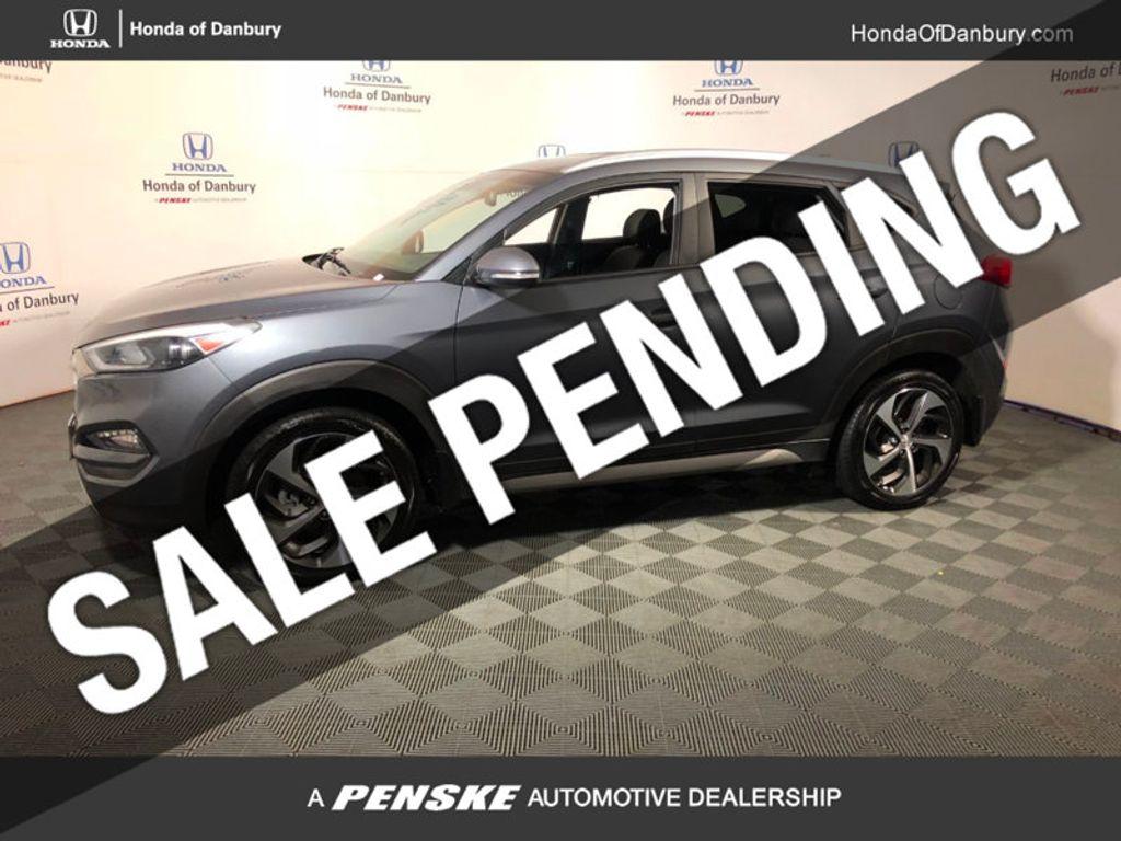 2017 Hyundai Tucson Limited Awd 18226810 0