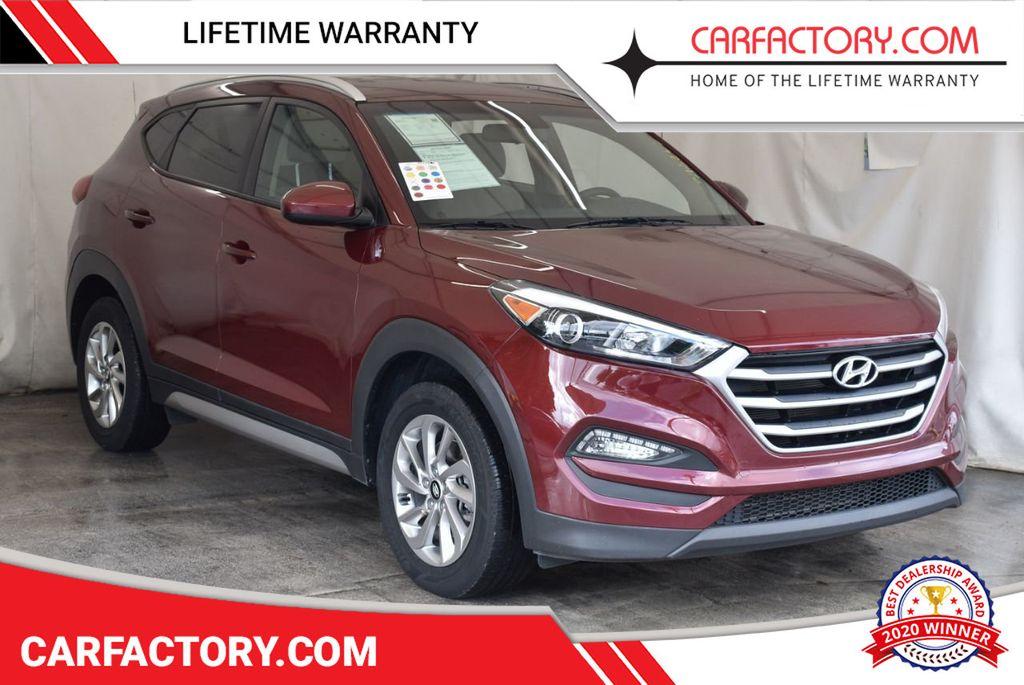 2017 Hyundai Tucson SE FWD - 18044369 - 0