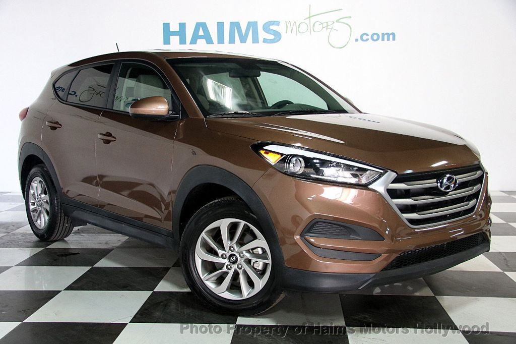 2017 Used Hyundai Tucson SE FWD at Haims Motors Serving Fort