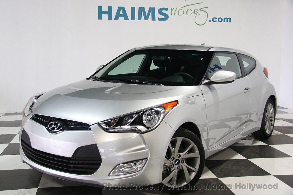 2017 Used Hyundai Veloster At Haims Motors Ft Lauderdale