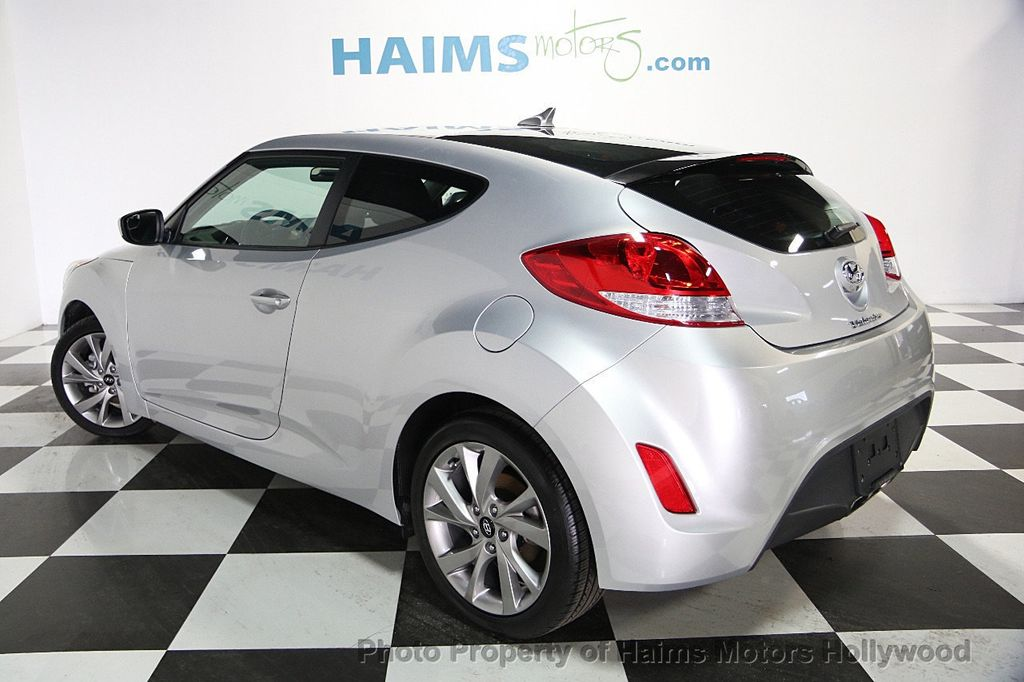 2017 used hyundai veloster at haims motors ft lauderdale serving lauderdale lakes fl iid 16499058. Black Bedroom Furniture Sets. Home Design Ideas