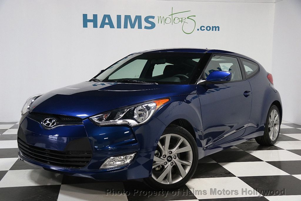 2017 Used Hyundai Veloster at Haims Motors Serving Fort Lauderdale