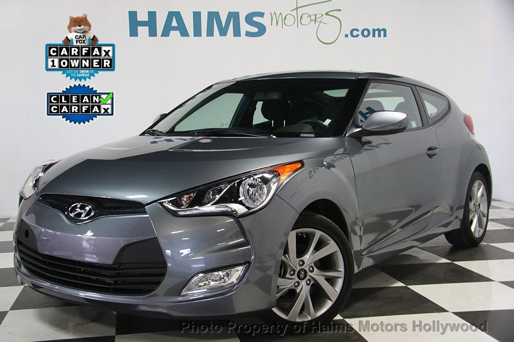 used hyundai veloster 2017 used hyundai veloster at haims motors serving fort used hyundai. Black Bedroom Furniture Sets. Home Design Ideas