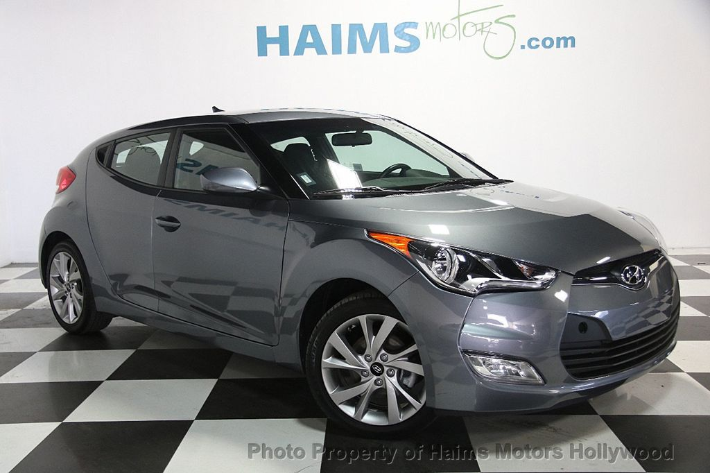 2017 used hyundai veloster at haims motors serving fort lauderdale hollywood miami fl iid. Black Bedroom Furniture Sets. Home Design Ideas