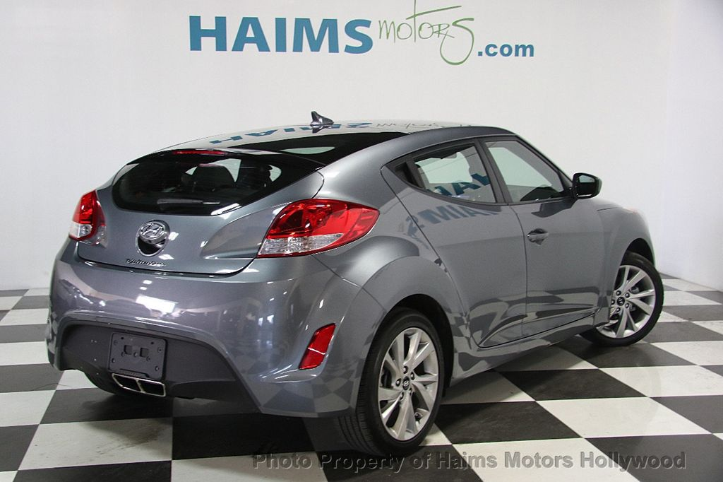 2017 Used Hyundai Veloster At Haims Motors Serving Fort