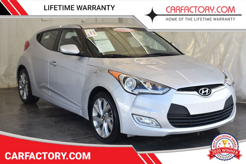 2017 Hyundai Veloster Value Edition Dual Clutch - 17875132 - 0
