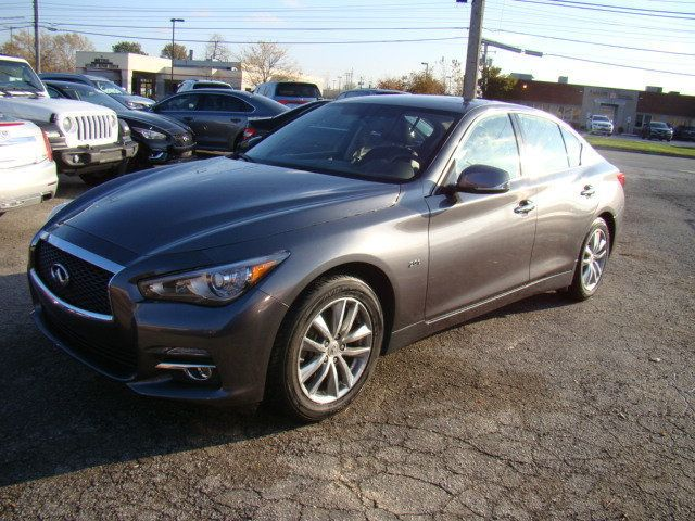 2017 Used INFINITI Q50 2 0t AWD at 1st Class Imports LLC  Serving  Cleveland, OH, IID 19522521