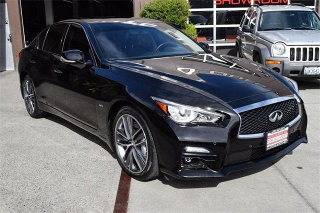 2017 Used INFINITI Q50 3 0t Signature Edition AWD at Auto Quest Inc   Serving Seattle, WA, IID 18901010