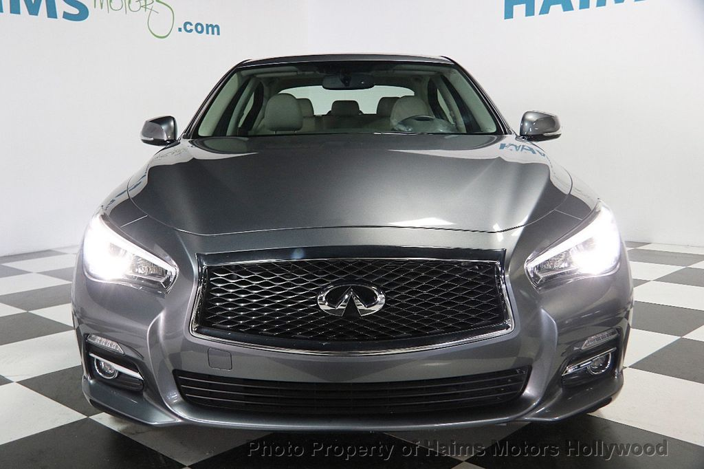 2017 used infiniti q50 signature edition rwd at haims motors serving fort lauderdale. Black Bedroom Furniture Sets. Home Design Ideas