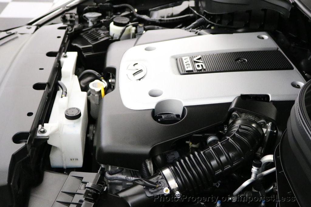 2017 INFINITI QX50 CERTIFIED QX50 3.7 AWD CAMERA BOSE NAVIGATION - 17565952 - 20