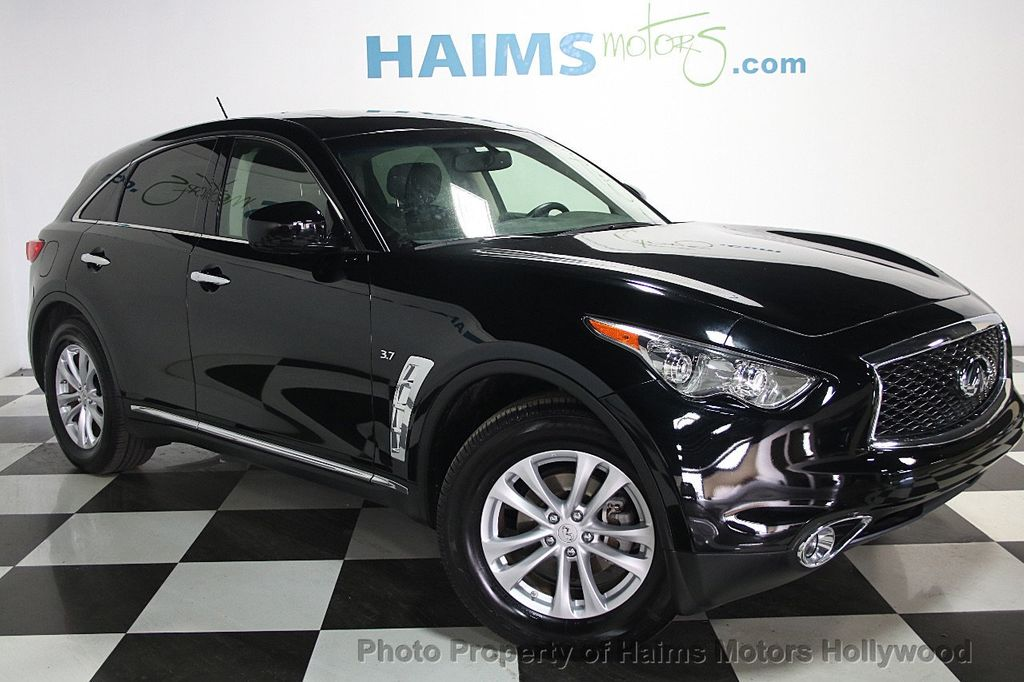 2017 used infiniti qx70 rwd at haims motors serving fort lauderdale hollywood miami fl iid. Black Bedroom Furniture Sets. Home Design Ideas