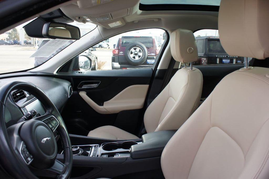 2017 used jaguar f-pace 35t premium awd at maaliki motors serving