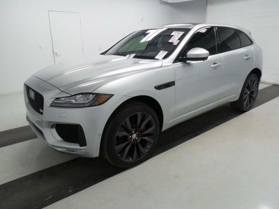 2017 Jaguar F-PACE First Edition AWD SUV