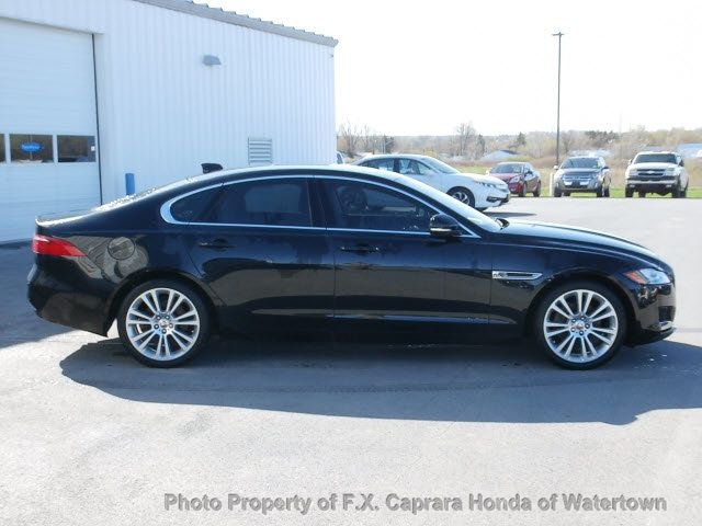 Used Jaguar Xf >> 2017 Used Jaguar Xf 20d Prestige Awd At F X Caprara Honda Of Watertown Ny Iid 18908424
