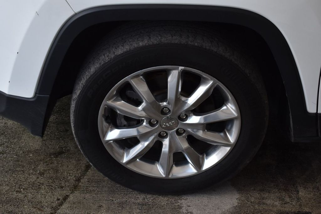 2017 Jeep Cherokee  - 18268249 - 5