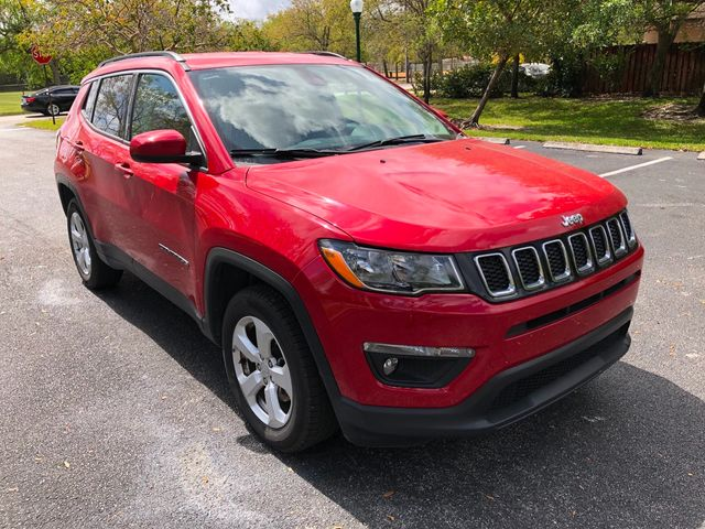 2017 Jeep Compass  - Click to see full-size photo viewer