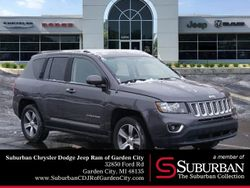 2017 Jeep Compass - 1C4NJCEA1HD119184