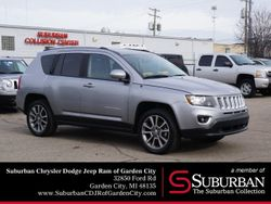 2017 Jeep Compass - 1C4NJCEA5HD118426