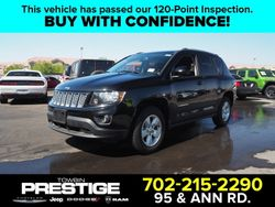2017 Jeep COMPASS - 1C4NJCEA4HD116909