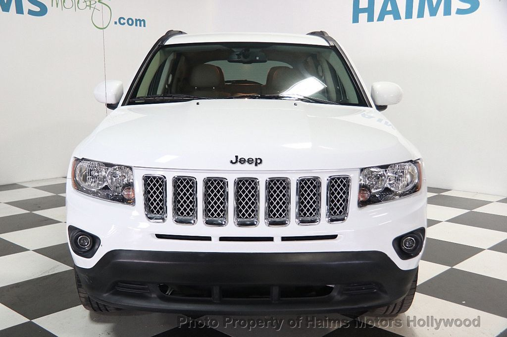 2017 used jeep compass latitude fwd at haims motors hollywood serving fort lauderdale hollywood. Black Bedroom Furniture Sets. Home Design Ideas