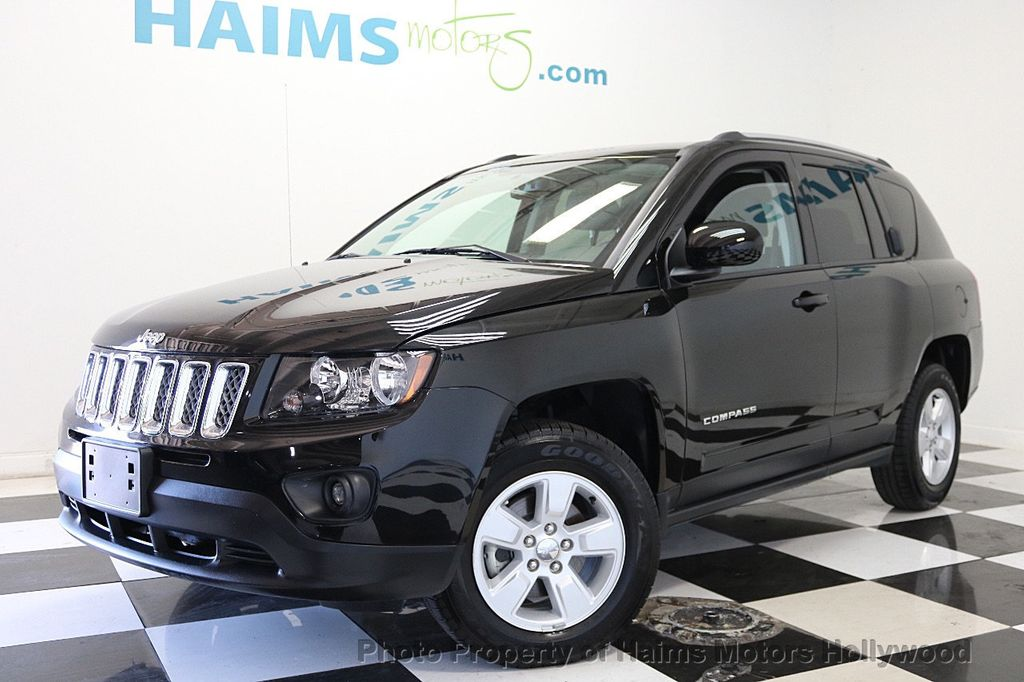 Jeep Dealer Miami >> 2017 Used Jeep Compass Latitude FWD at Haims Motors ...