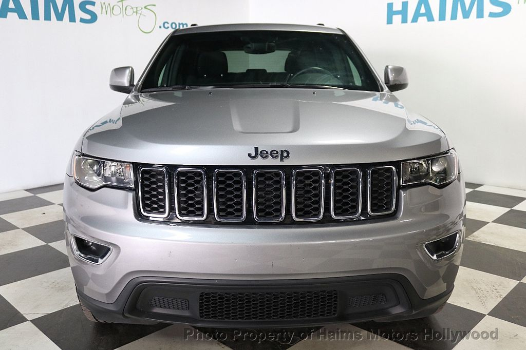 2017 Jeep Grand Cherokee Laredo 4x4 - 18187571 - 2