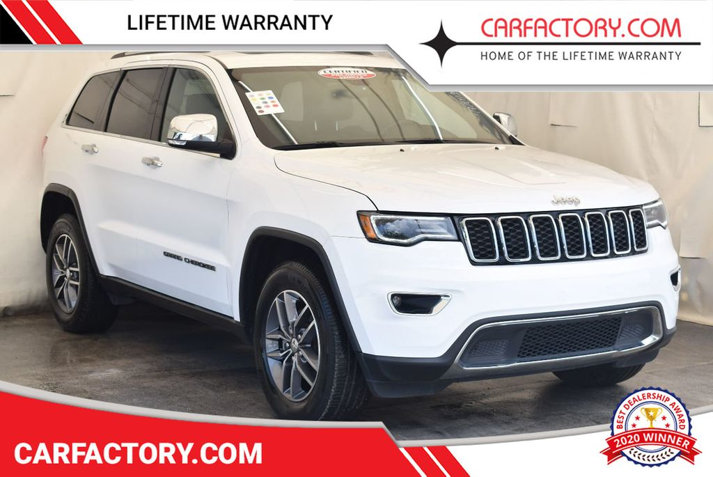 2017 Jeep Grand Cherokee Limited 4x2 - 17899629 - 0